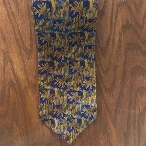 J Garcia Grateful Dead Silk Tie Necktie